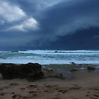 Good Friday Gust Front 2 by Greg Thomas