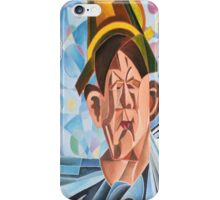 Not Clowning But Frowning iPhone Case/Skin
