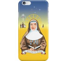 Saint Mary of the Cross MacKillop  iPhone Case/Skin