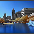 Infrared Omaha by Tim Wright