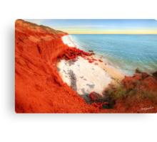 Slipjack Point - Cape Peron Canvas Print