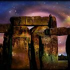Stone Henge  by Dawn M. Becker