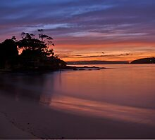Balmoral Dawn , Balmoral, Sydney NSW Australia - The HDR Experience by Philip Johnson