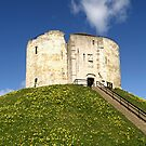 Clifford&#x27;s Tower - York by redown