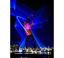 Marry the Night Photographic Print