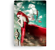 This Is Wonderland Canvas Print