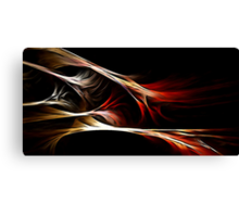 Abyss Oil Painting Canvas Print