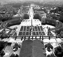 Vatican City  by Dimitar K  Atanassov