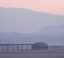 Winter sunrise by Ian Middleton