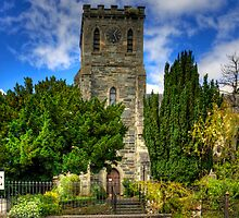St Mary's at Birnam by Tom Gomez