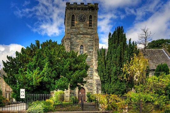 St Mary's at Birnam by Tom Gomez