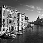 Grand Canal (1) by eddiechui