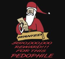 Pedo Santa by darklordKiba