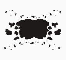 Sherlock/Who Rorschach T-Shirt