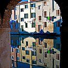 Scene from Chioggia by eddiechui