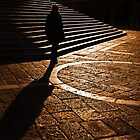 By the steps by eddiechui