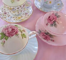 Teacups by Thea.T Photography