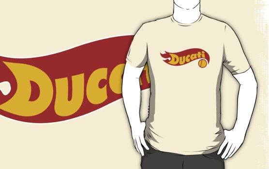 Ducati hot wheels (old logo) by Benjamin Whealing
