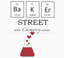 Baker Street Chemistry by sherlockingjay