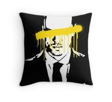 Moriartee Throw Pillow