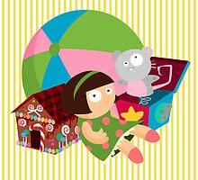 toys by alapapaju