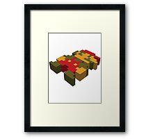 Super Mario Bros. 2 Framed Print