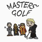 master's golf by jammywho21