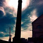 Old Powerhouse ! by miroslava