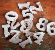 Numbers I by MikkoEevert