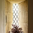 Church Window by Lynne Morris