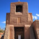 Santa Fe - San Miguel Chapel by Frank Romeo