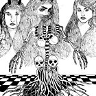 devils three sisters by pvcornelis