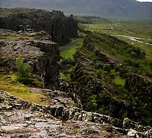 Crazy views of Iceland, Þingvellir. by Cappelletti Benjamin