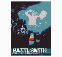 Patti Smith - Godmother of Punk by The Lazy Beach