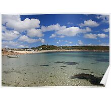 Scilly Isles Poster
