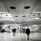 Gare do Oriente by Nina Papiorek