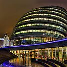The Scoop and City Hall London - HDR by Colin J Williams Photography