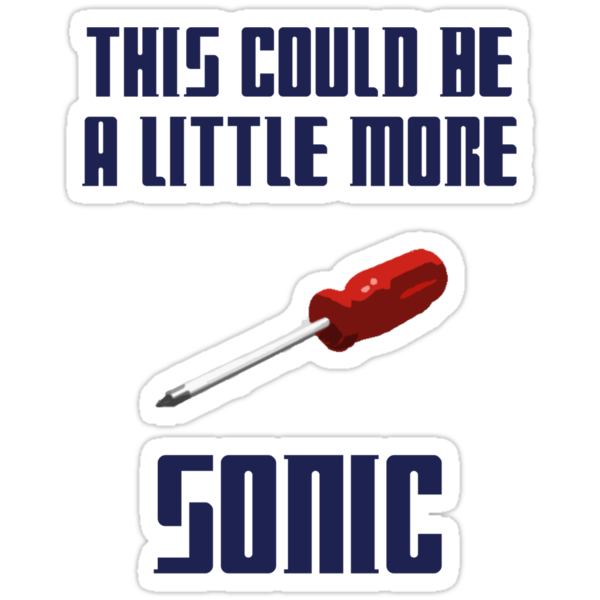This Could be a Little More Sonic! by Caffrin25