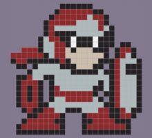 protoman pixel by 1453k