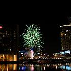 Summer Fireworks by Jake Karpinski