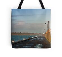 Breakwater aglow Tote Bag