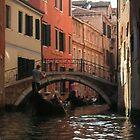 venice italy gondola by mrmini