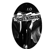 God Save The Government (Iphone) by LorenzoWright