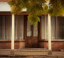 The Doorway - Icely St, Carcoar by Will Barton