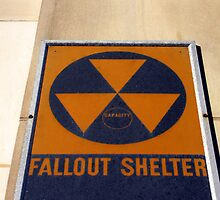 """Washington D.C. - Fallout Shelter"" by mls0606"