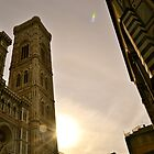 The Baptistry, The Cathedral, and The Bell Tower by ameeks22