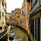 Venice Canal by ameeks22