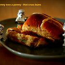 Hot cross buns by cherryamber