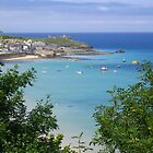 St Ives Light by Barry Hobbs