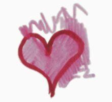 scruffy heart by tabbygun
